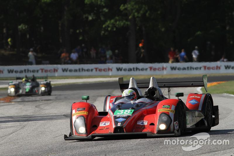 #38 Performance Tech Motorsports ORECA FLM09: James French, Kyle Marcelli