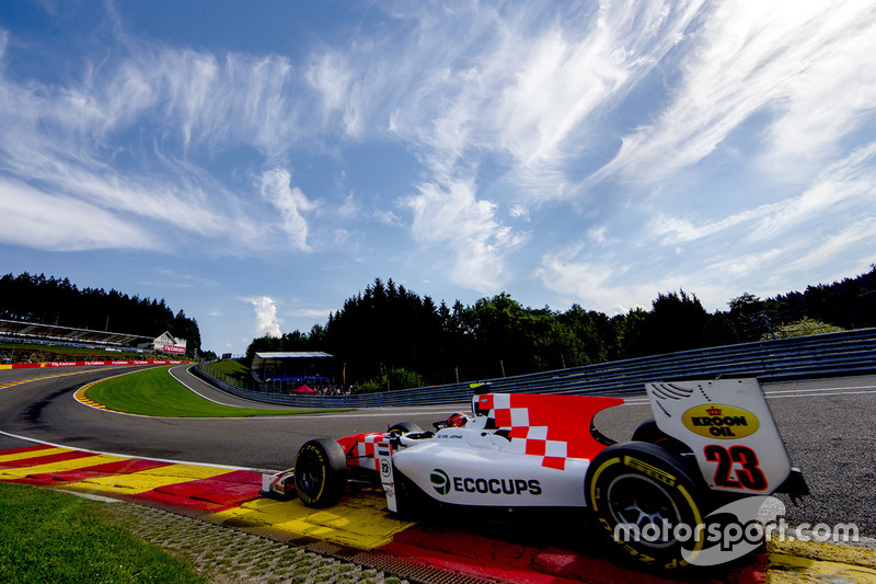 Daniel de Jong MP Motorsport