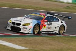 #7 BMW Team Studie BMW M6 GT3: Jorg Muller, Seiji Ara, Augusto Farfus