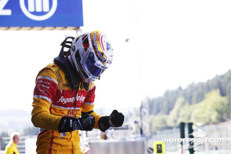 Il vincitore della gara Antonio Giovinazzi, PREMA Racing