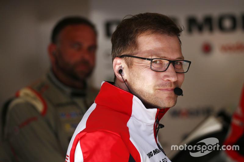 Андреас Сейдл, руководитель Porsche Team