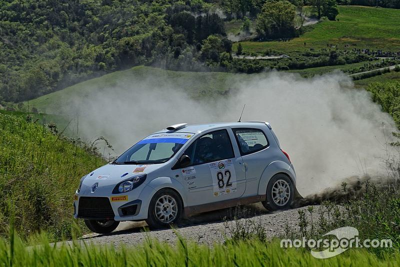 Trofeo Twingo R2: Rally Liburna Terra