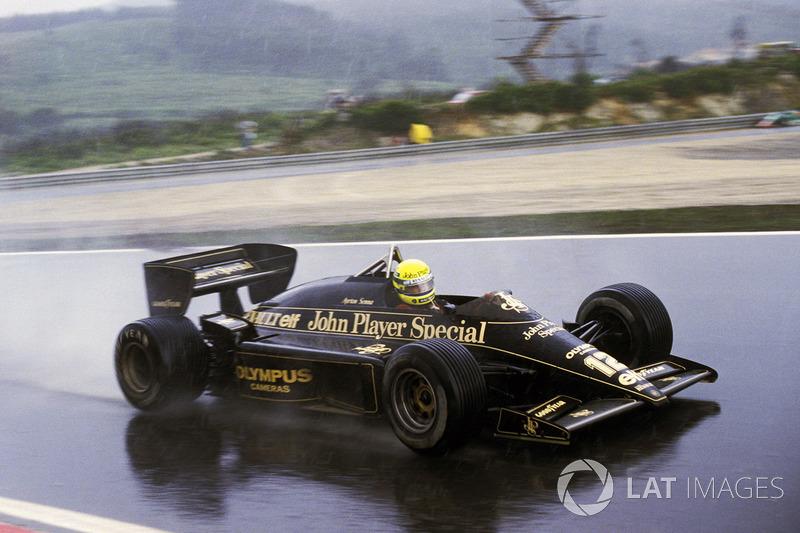 Ayrton Senna, Lotus 97T