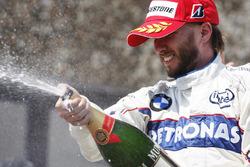 2. Nick Heidfeld, BMW Sauber