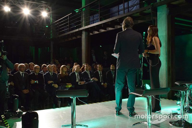 Presentación de MotoE