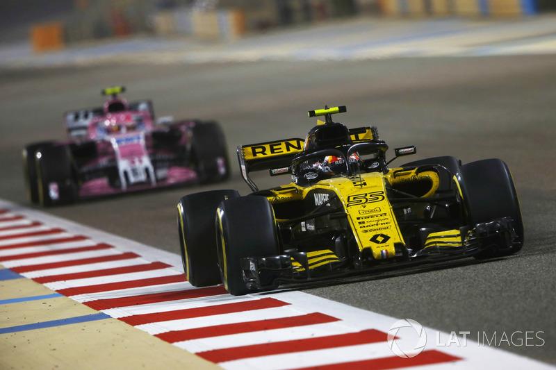 11e : Carlos Sainz (Renault)