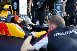 Daniel Ticktum, Motopark with VEB, Dallara Volkswagen