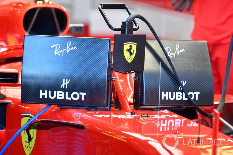 Ferrari monitors