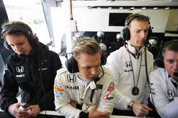 Kevin Magnussen, test and reserve driver, McLaren