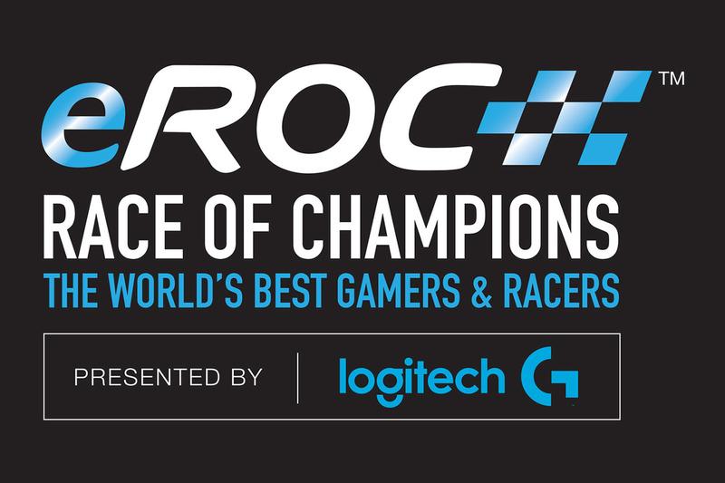 Logo del eRoc, la primera 'Carrera de Campeones' virtual