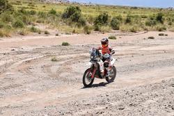 KTM #77, Luciano Benavides