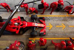 Sebastian Vettel, Ferrari SF71H