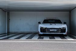 Audi R8 FIA WEC Safety car