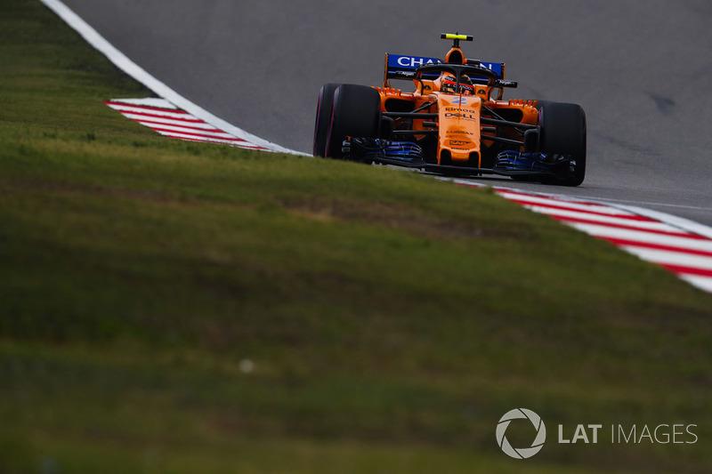 11. Стоффель Вандорн, McLaren — 6