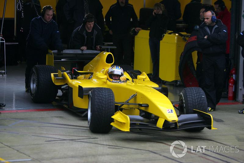 Silverstone February testing