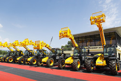 JCB recovery vehicles
