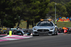 Safety car lidera