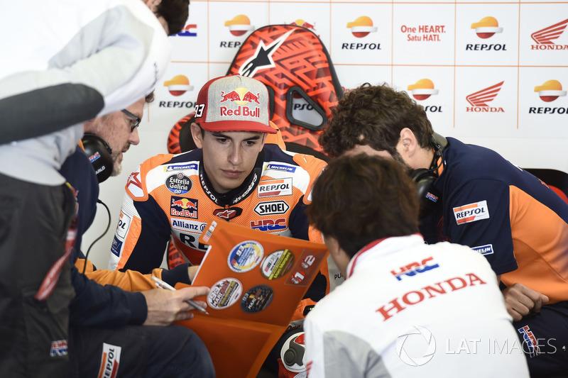 Marc Marquez, Repsol Honda Team,Italian MotoGP 2018