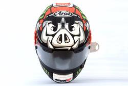 Helm van Maverick Viñales, Yamaha Factory Racing