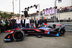 Venturi launch a new livery