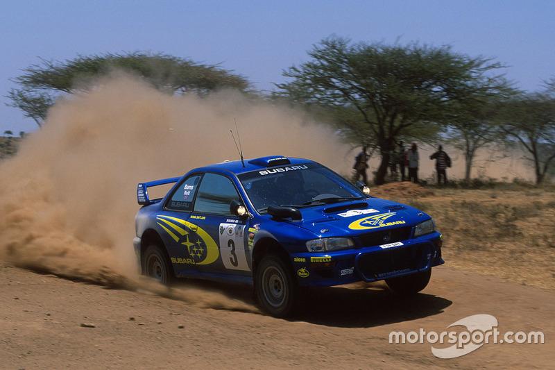 Richard Burns, Robert Reid, Subaru Impreza