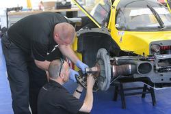 JDC/Miller Motorsports miembros del equipo