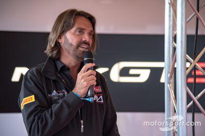 Revelación Honda NSX GT3 customer racing