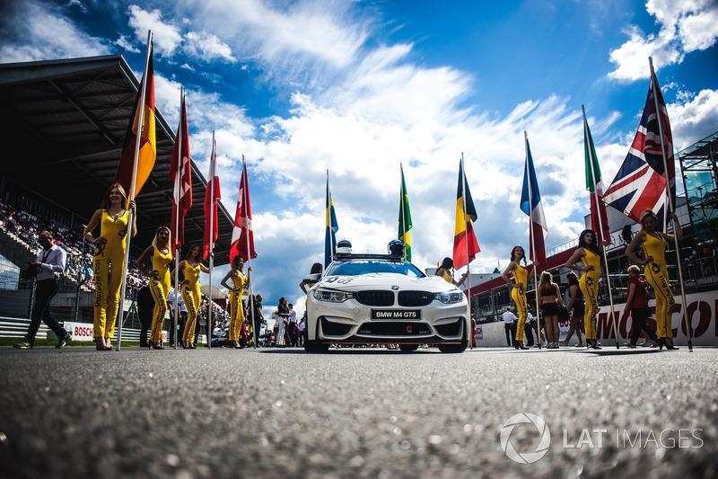 Машина безпеки BMW