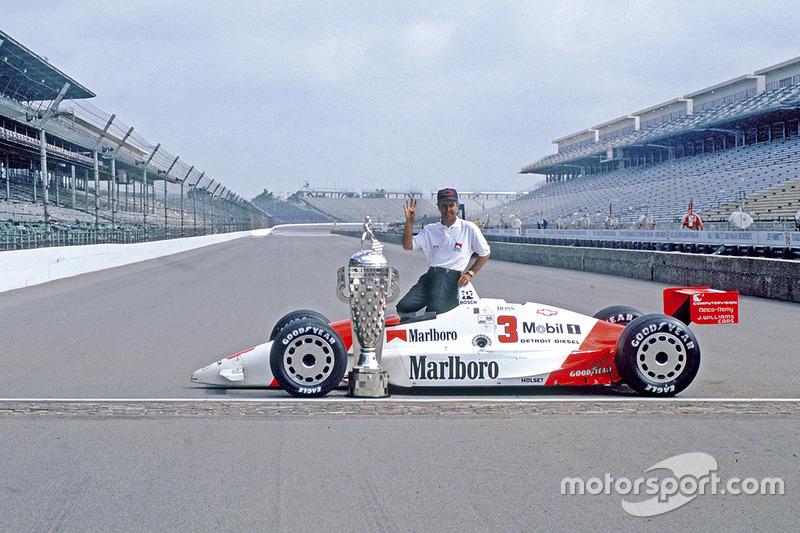 1991 - Rick Mears
