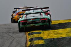 #29 Montaplast by Land-Motorsport Audi R8 LMS GT3: Connor de Phillippi, Christopher Mies, Sheldon va