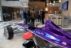 DS Virgin Racing factory visit