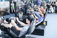 Антоніо Фелікс да Кошта, Amlin Andretti Formula E Team, під час eRace