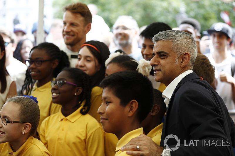 Sadiq Khan, Bürgermeister von London