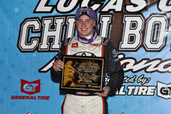 Race winner Christopher Bell