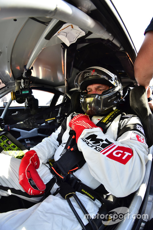 Walt Bowlin de M1GT Racing