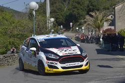 Нил Соланс и Мигель Ибанес, Ford Fiesta R2