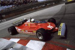 Джоді Шектер, Ferrari 312T4