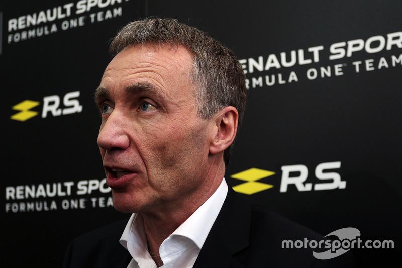 Bob Bell, Renault-Cheftechniker