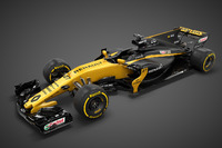 Renault Sport F1 Team RS17
