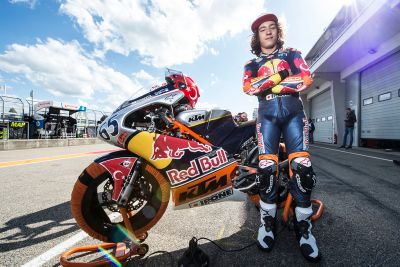Red Bull Rookies Cup: Sachsenring