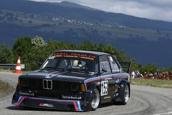 Manuel Santonastaso, BMW 320 E21, RCU