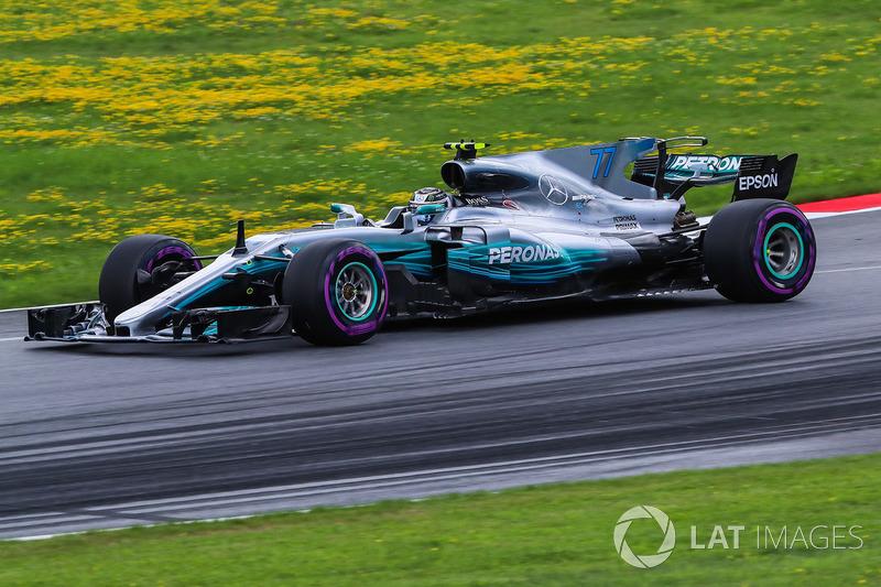 9. Австрія-2017, Ред Булл Ринг: Валттері Боттас, Mercedes AMG F1 F1 W08 - 1.04,251