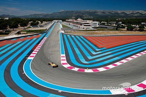 Anuncio Renault Sport Racing