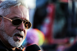 Dr. Vijay Mallya, Force-India-Teambesitzer
