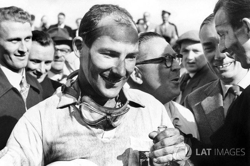Stirling Moss: 1 Grand Chelem