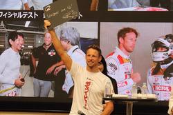 Jenson Button(#16 MOTUL MUGEN NSX-GT)