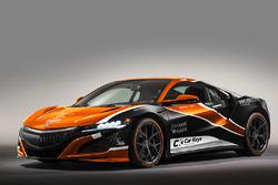 Honda NSX con livrea McLaren