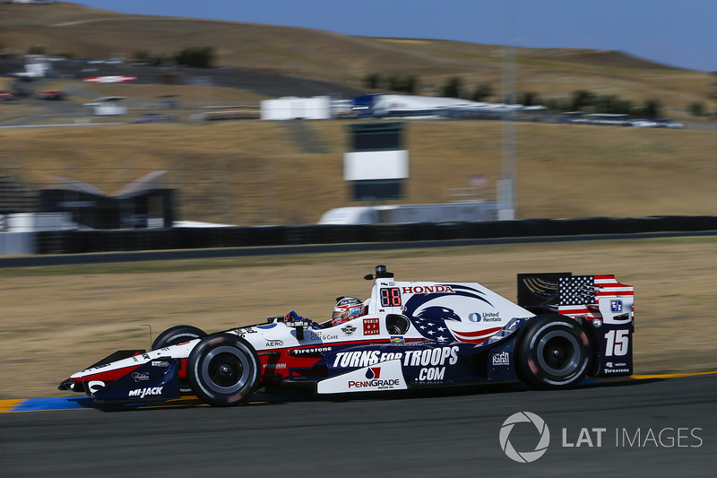 Rahal Letterman Lanigan Racing (Honda)