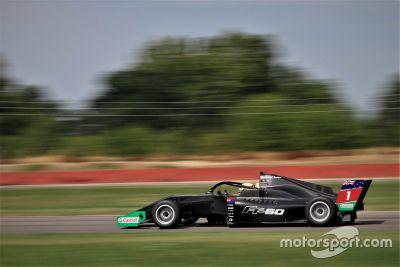 TRS Arjun Toyota FT60 testi