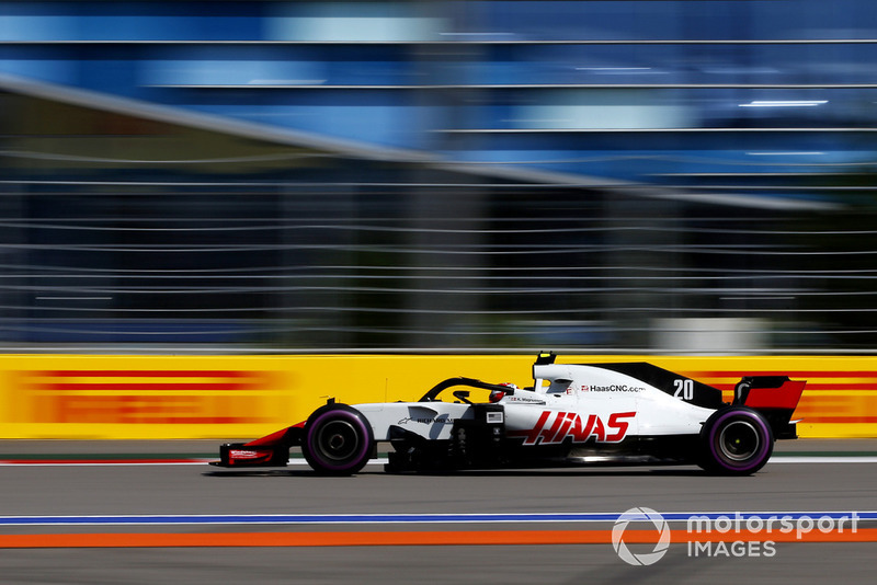 5. Kevin Magnussen, Haas F1 Team VF-18